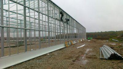 (Eesti) Kasvuhoonete projekteerimine