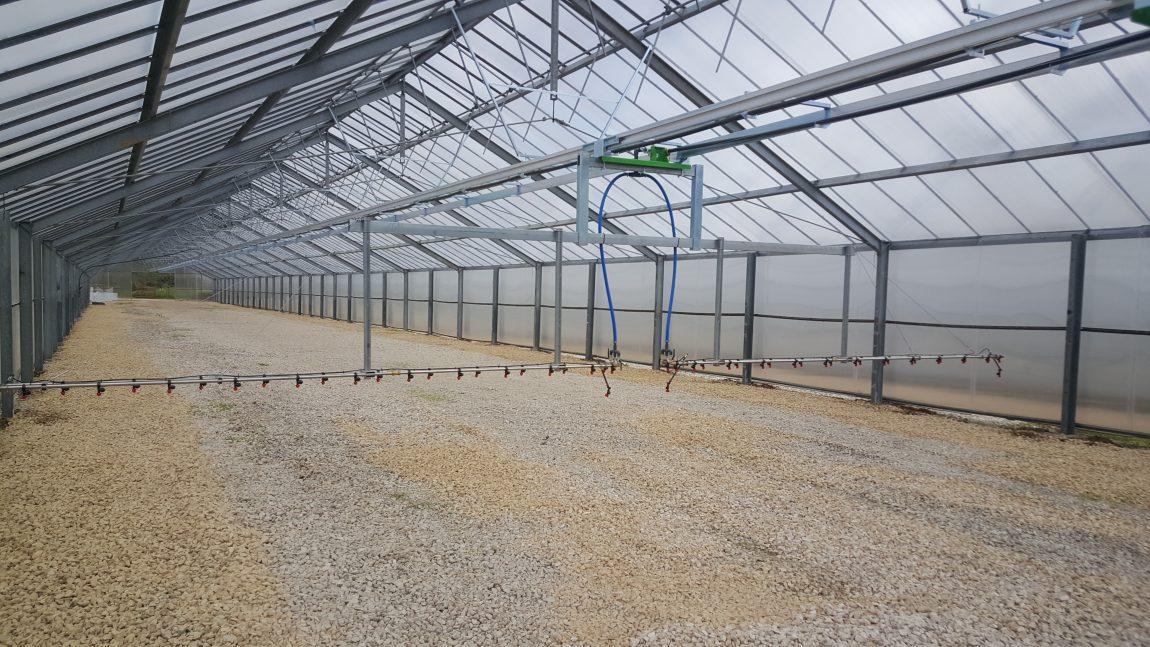 Irrigation Booms